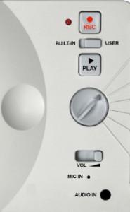 ichime control panel